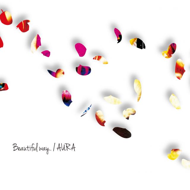「Beautiful way」通常盤【CD】¥1,500(税込)